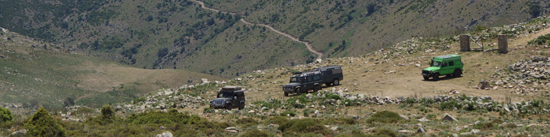 4x4 Experience Offroad Offroad-Reisen